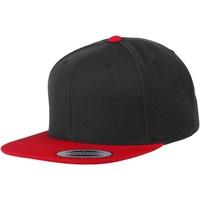Asusteet / tarvikkeet Lippalakit Yupoong YP010 Black/Red