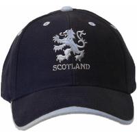 Asusteet / tarvikkeet Lippalakit Scotland  Navy/White