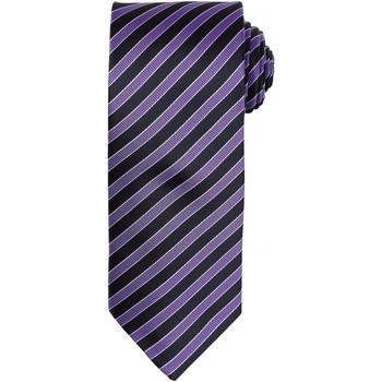 vaatteet Miehet Solmiot ja asusteet Premier PR782 Rich Violet/Black