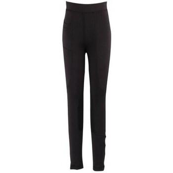 vaatteet Naiset Legginsit Dublin  Black