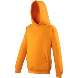 vaatteet Lapset Svetari Awdis JH01J Orange Crush