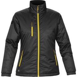 vaatteet Naiset Pusakka Stormtech GSX-2W Black/Sundance