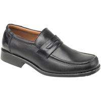 kengät Miehet Mokkasiinit Amblers Manchester Black