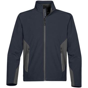 vaatteet Miehet Fleecet Stormtech ST802 Navy/ Granite