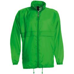 vaatteet Miehet Tuulitakit B And C JU800 Real Green
