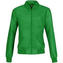 vaatteet Naiset Pusakka B And C B658F Real Green/ Neon Orange