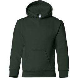 vaatteet Lapset Svetari Gildan 18500B Forest Green