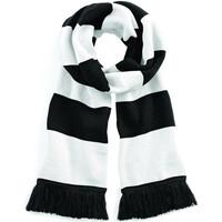 Asusteet / tarvikkeet Huivit Beechfield B479 Black / White