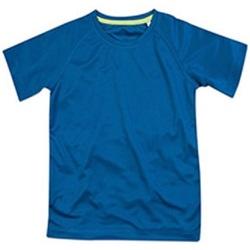 vaatteet Lapset Lyhythihainen t-paita Stedman  King Blue