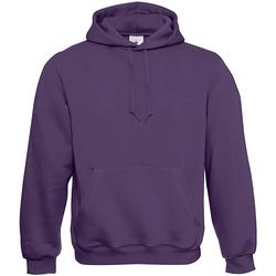 vaatteet Miehet Svetari B And C WU620 Urban Purple