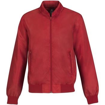 vaatteet Miehet Pusakka B And C Trooper Red/ Warm Grey