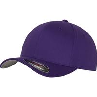 Asusteet / tarvikkeet Lippalakit Yupoong FF6277 Purple