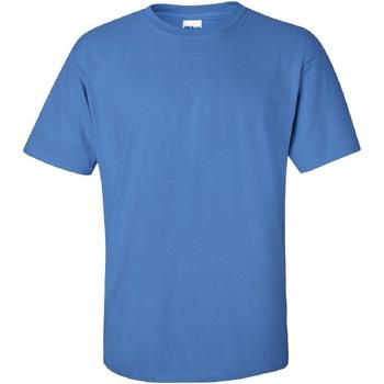 vaatteet Miehet Lyhythihainen t-paita Gildan Ultra Iris