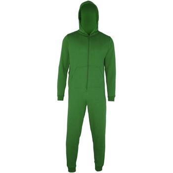 vaatteet Lapset pyjamat / yöpaidat Colortone CC01J Kelly Green