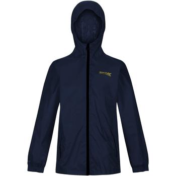 vaatteet Lapset Tuulitakit Regatta Pack It Midnight