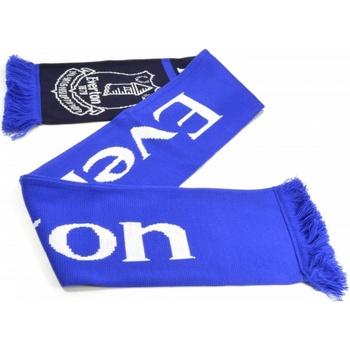 Asusteet / tarvikkeet Huivit Everton Fc  Blue/White/Navy