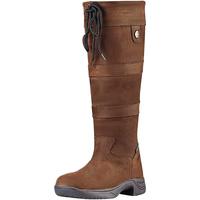 kengät Naiset Saappaat Dublin River Chocolate