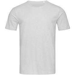 vaatteet Miehet Lyhythihainen t-paita Stedman Stars Shawn Powder Grey