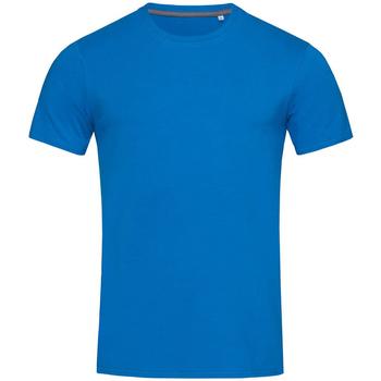 vaatteet Miehet Lyhythihainen t-paita Stedman Stars  King Blue