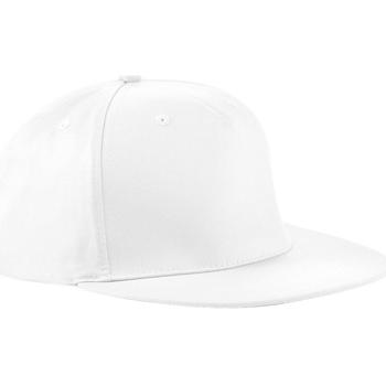Asusteet / tarvikkeet Lippalakit Beechfield B610 White