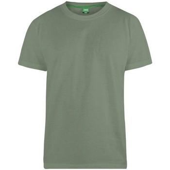 vaatteet Miehet Lyhythihainen t-paita Duke  Khaki