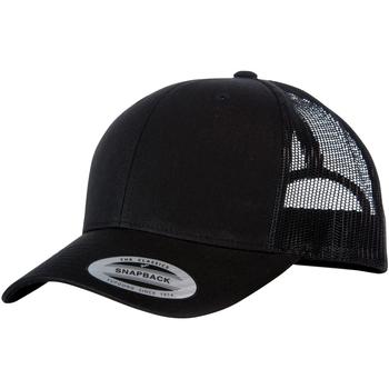 Asusteet / tarvikkeet Lippalakit Yupoong YP023 Black/Black