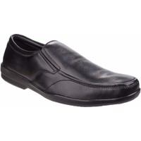 kengät Miehet Mokkasiinit Fleet & Foster  Black
