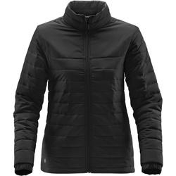 vaatteet Naiset Toppatakki Stormtech QX-1W Black