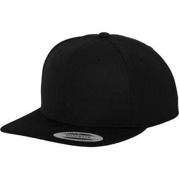 Asusteet / tarvikkeet Lippalakit Yupoong FF6089M Black/Black