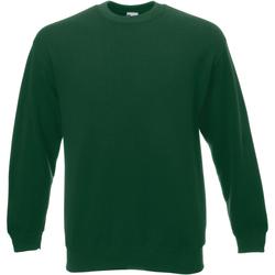 vaatteet Miehet Svetari Universal Textiles 62202 Dark Green