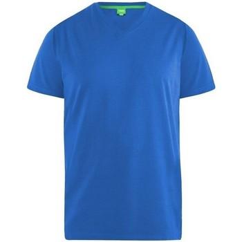 vaatteet Miehet Lyhythihainen t-paita Duke  Blue