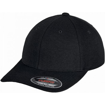 Asusteet / tarvikkeet Lippalakit Yupoong FF6778 Black