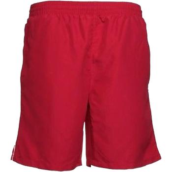 vaatteet Miehet Shortsit / Bermuda-shortsit Gamegear KK980 Red/White
