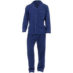 vaatteet Miehet pyjamat / yöpaidat Universal Textiles  Navy