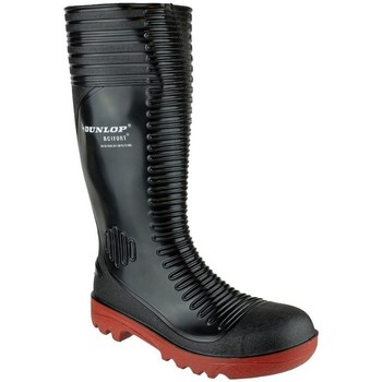 kengät Miehet Kumisaappaat Dunlop  Black