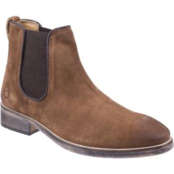 kengät Miehet Bootsit Cotswold  Camel