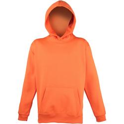 vaatteet Lapset Svetari Awdis JH04J Electric Orange