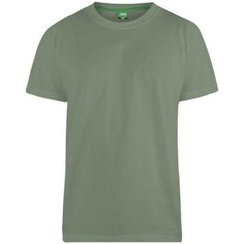 vaatteet Miehet Lyhythihainen t-paita Duke Flyers-2 Khaki