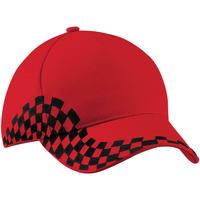 Asusteet / tarvikkeet Lippalakit Beechfield BC159 Classic Red
