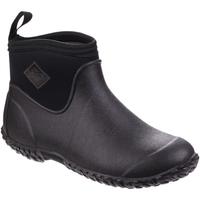 kengät Miehet Kumisaappaat Muck Boots Muckster Black/Black
