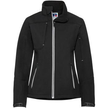 vaatteet Naiset Tuulitakit Russell R410F Black