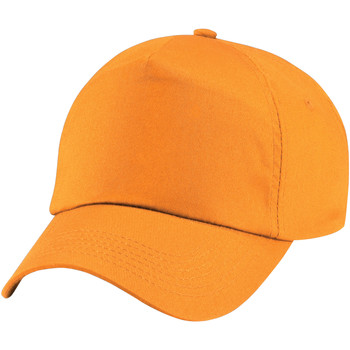 Asusteet / tarvikkeet Tytöt Lippalakit Beechfield B10B Orange