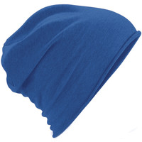 Asusteet / tarvikkeet Miehet Pipot Beechfield B361 Denim Blue