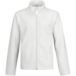 vaatteet Miehet Ulkoilutakki B And C Two Layer White/White Lining