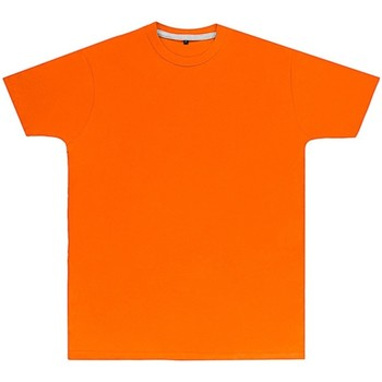 vaatteet Miehet Lyhythihainen t-paita Sg Perfect Orange