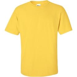 vaatteet Miehet Lyhythihainen t-paita Gildan Ultra Daisy