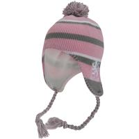 Asusteet / tarvikkeet Tytöt Pipot Scotland Peruvian Pink/Grey/White