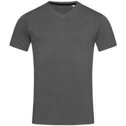 vaatteet Miehet Lyhythihainen t-paita Stedman Stars Clive Slate Grey