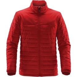 vaatteet Miehet Toppatakki Stormtech QX-1 Bright Red