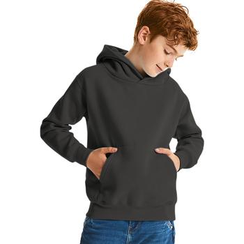 vaatteet Lapset Svetari Jerzees Schoolgear 575B Black